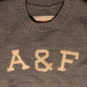Abercrombie and Fitch American Made Sweater NWT